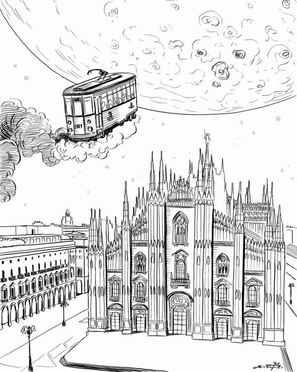 Dreamlike Milan